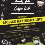 KONCERT MOISES BATHENCOURT                                          SOBOTA 01.08.2020 R. GODZ. 20:00